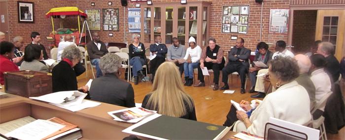 NAACP Group - Community Development